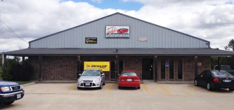 Todd's Automotive Building